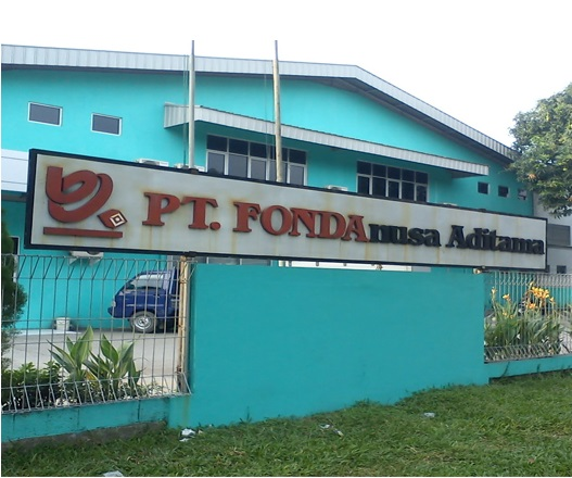 Lowongan kerja Via Pos Terbaru PT.Fonda Nusa Aditama Cikarang   OPERATOR & ENGINEERING