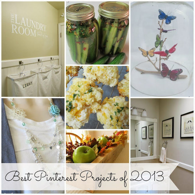 Best Pinterest Projects of 2013