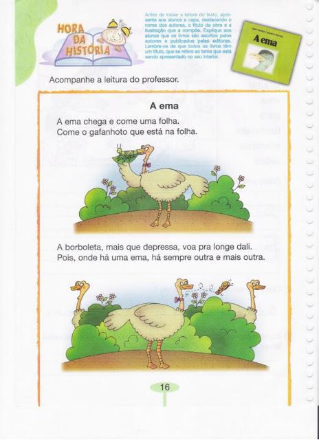 Cartilha de Alfabetização Pirulito