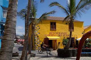 Restaurants at Tazacrote