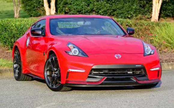 2015 Nissan 370Z NISMO Automatic Review