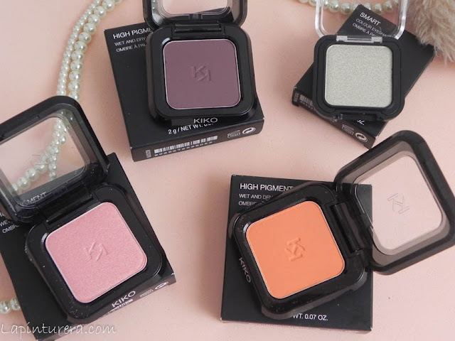 sombras high pigment