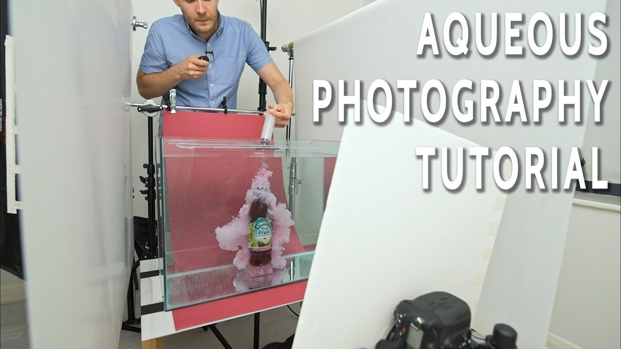 Aqueous Photography Tutorial: Create Amazing Photos Using Milk