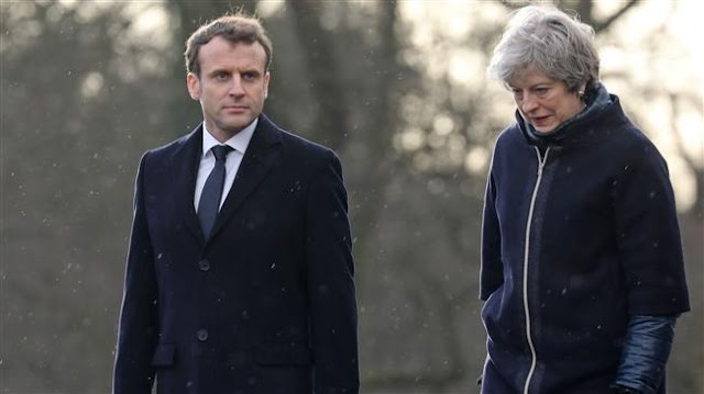 French  President Emmanuel Macron, British Prime Minister Theresa May face fallout from Syria attack