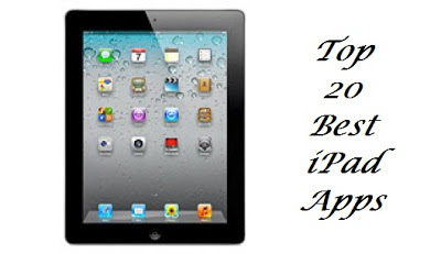 Top 20 Best iPad Apps