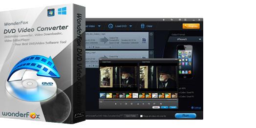 WonderFox DVD Video Converter Latest Version v13.3