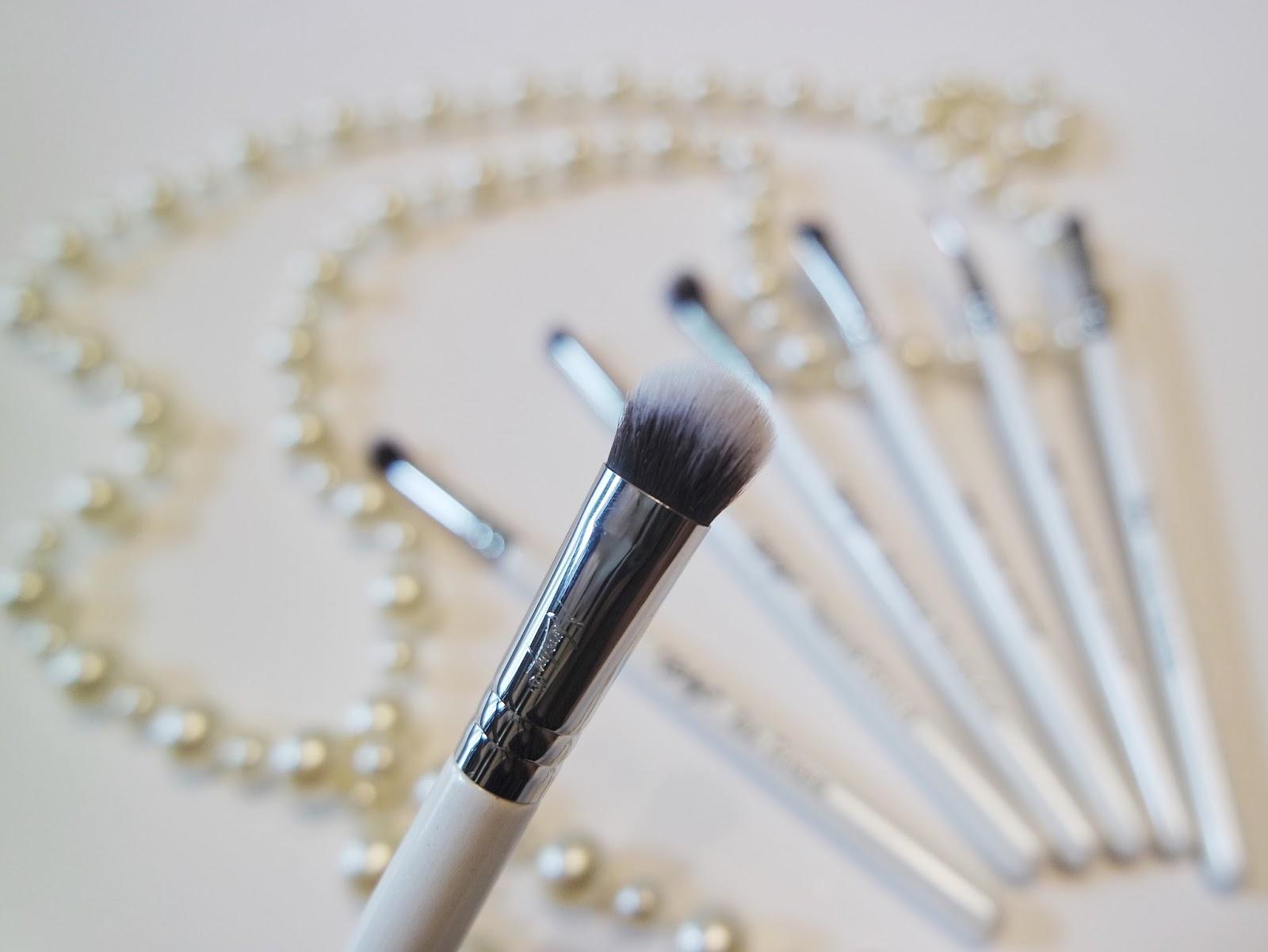 Nanshy Vegan Cruelty Free Makeup Brushes for Eyes