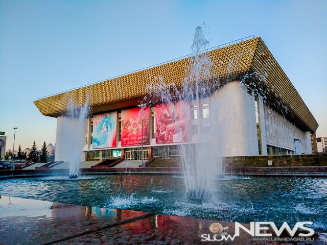 В Уфе будут отремонтированы фонтаны