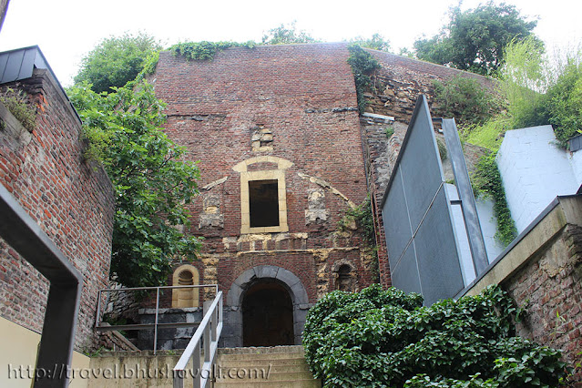 Things to do in Liege Belgium Hillsides of the Citadel