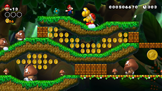 slope blocks for mario maker