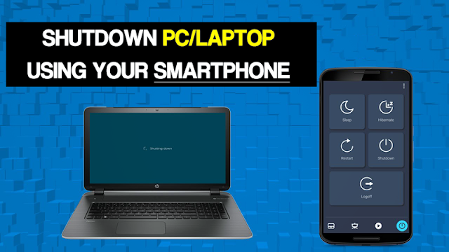 How to Turn Off Your PC Using Your Smartphone