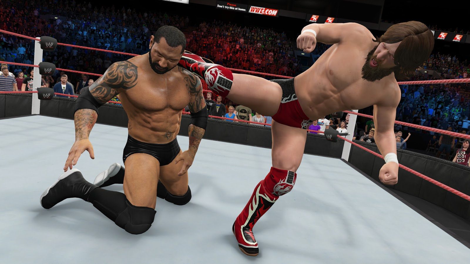 wwe smackdown vs raw game for android free download apk