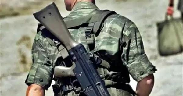 Στρατιώτης γρονθοκόπησε με μανία συνάδελφό του γιατί τον ξύπνησε 10 λεπτά νωρίτερα