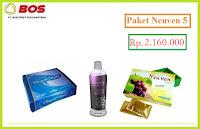 Paket Neuven + Seagold + Zoexury Mixed Fruit