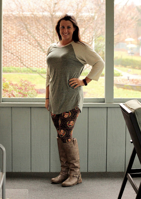 lularoe chihuahua leggings ask away blog outfit of the day relaxed and casual with 5971