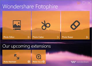 أفضل برنامج للتعديل على الصور وتحريرها وإضافة أفضل التأثيرات Wondershare.Fotophire.1.1.0.0