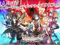 Download Game Sword Art Online Integral Factor English Global Server APK v1.0.1 Game Mod Terbaru
