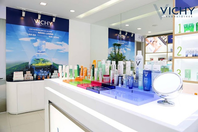 Mỹ phẩm VICHY chính hãng nhập khẩu từ Pháp - chuyên phân phối sỉ và lẻ