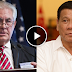 US Secretary of State bet refuses to call Philippines human rights violator