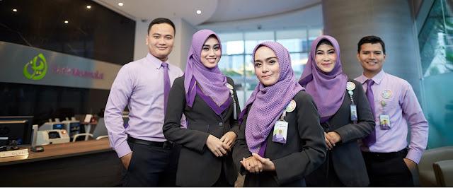 Lowongan Kerja Bank Muamalat Indonesia 2019