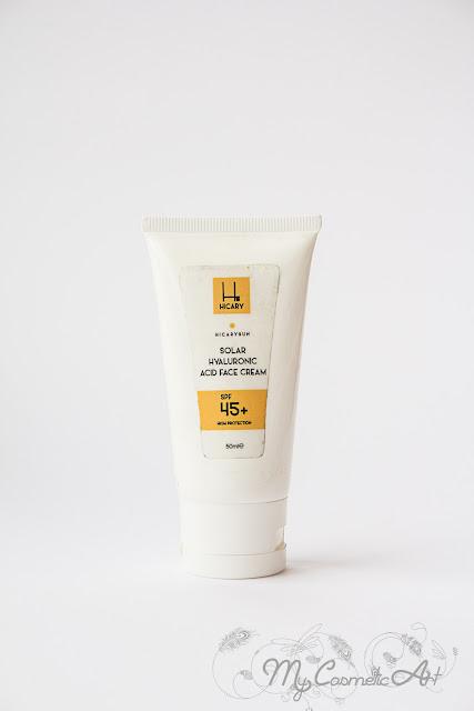 Protección solar facial con poder antiage con Hicary Cosmetics. IV Beauty & Breakfast.
