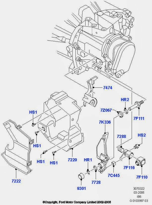 2014 ford fusion bedradings schema