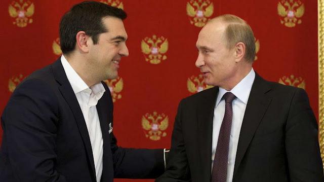 Τι έρχεται να κάνει ο Πούτιν στην Ελλάδα, και τι ο νέος Αμερικανός πρέσβης