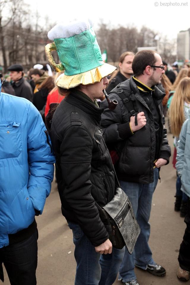 парад дня святого патрика