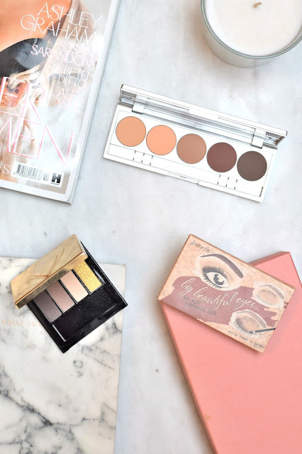 Three On The Go Eyeshadow Palettes - Life Of A Beauty Nerd
