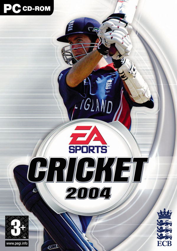 EA Cricket 2004 Download Cover Free Game