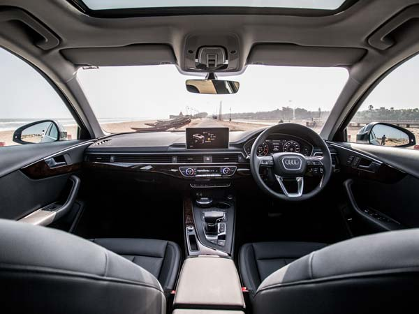The 2017 Audi A4 35tdi Comes With Some Advanced Technologies Such As Virtual Pit 12 3 Inch Fully Digital Instrument Cer Two Display
