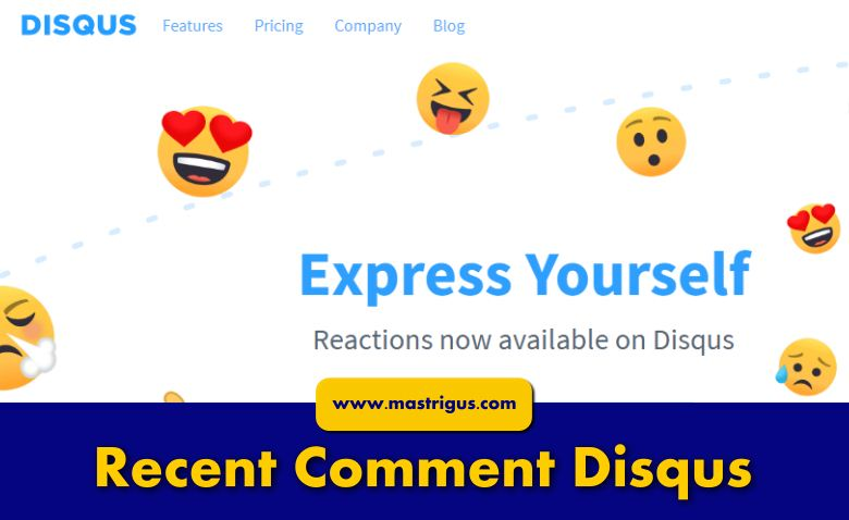 Cara Mudah dan Cepat Mengetahui Komentar Pengunjung di Disqus Comment