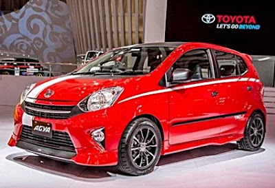 2017 Toyota Agya Specs, Release Date and Price