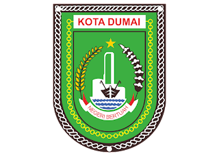 Logo Kota dumai Vector