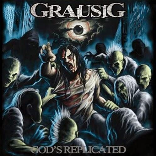 Grausig - God's Replicated (2014)