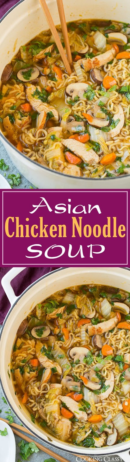 ★★★★☆ 2261 ratings | Asian Chicken Noodle Soup  #HEALTHYFOOD #EASYRECIPES #DINNER #LAUCH #DELICIOUS #EASY #HOLIDAYS #RECIPE #DESSERTS #SPECIALDIET #WORLDCUISINE #CAKE #APPETIZERS #HEALTHYRECIPES #DRINKS #COOKINGMETHOD #ITALIANRECIPES #MEAT #VEGANRECIPES #COOKIES #PASTA #FRUIT #SALAD #SOUPAPPETIZERS #NONALCOHOLICDRINKS #MEALPLANNING #VEGETABLES #SOUP #PASTRY #CHOCOLATE #DAIRY #ALCOHOLICDRINKS #BULGURSALAD #BAKING #SNACKS #BEEFRECIPES #MEATAPPETIZERS #MEXICANRECIPES #BREAD #ASIANRECIPES #SEAFOODAPPETIZERS #MUFFINS #BREAKFASTANDBRUNCH #CONDIMENTS #CUPCAKES #CHEESE #CHICKENRECIPES #PIE #COFFEE #NOBAKEDESSERTS #HEALTHYSNACKS #SEAFOOD #GRAIN #LUNCHESDINNERS #MEXICAN #QUICKBREAD #LIQUOR