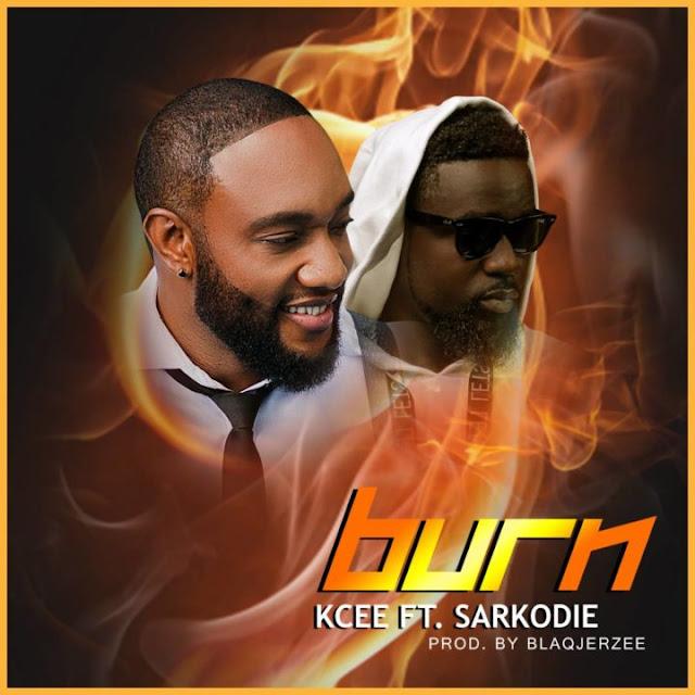 Kcee ft. Sarkodie – Burn (Prod. by Blaq Jerzee)