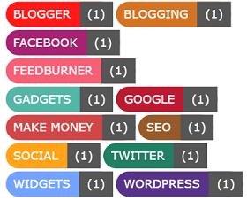 labels for blogger