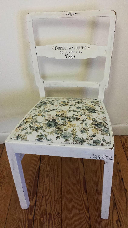 shabby lieblingsdesign omas stuhl neu aufgepeppt. Black Bedroom Furniture Sets. Home Design Ideas