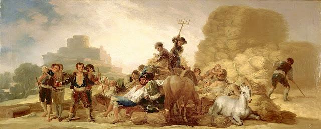 Resultado de imagen de privilegiados siglo xviii español goya
