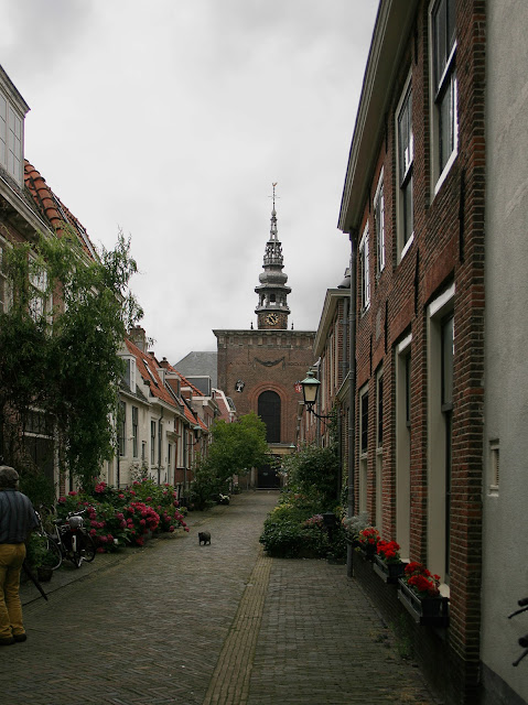 Arquitectura del Barroco Clasicista en Holanda | Jacob van Campen + Pieter Post
