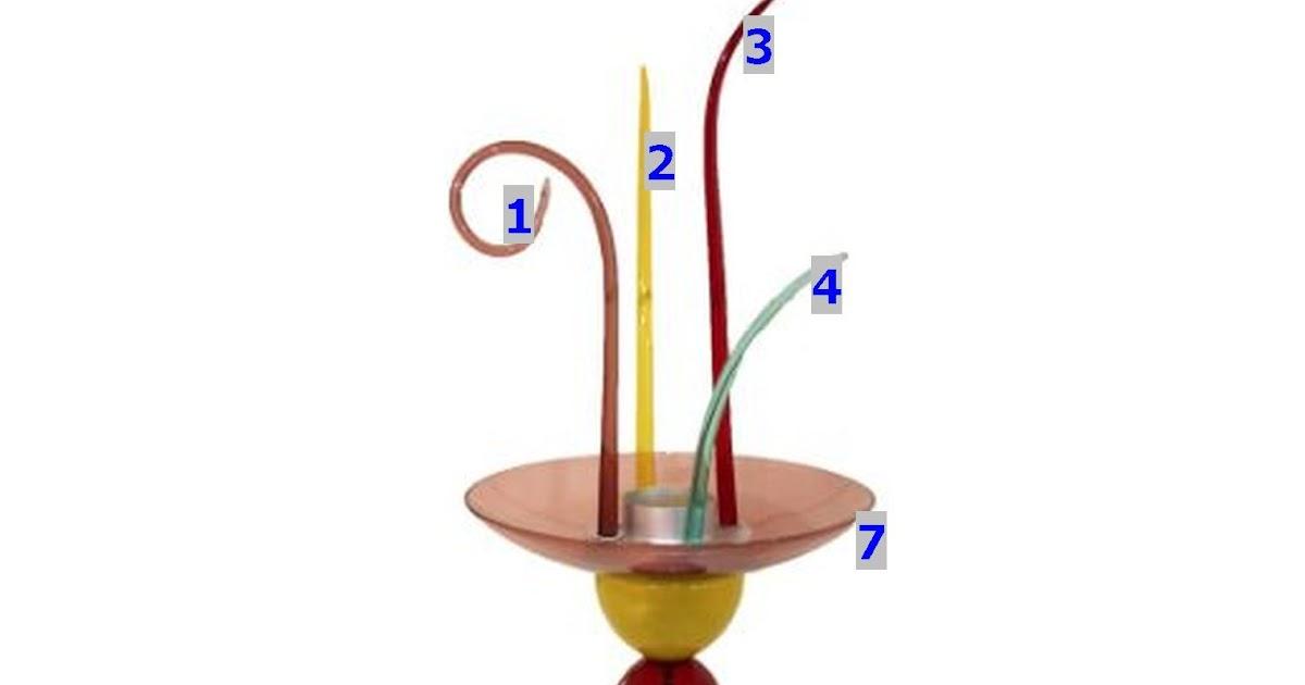 Ricambi per lampadari in vetro di Murano e Specchi  Ricambi per lampada Citera e Giocasta # Lampadario Artemide Giocasta