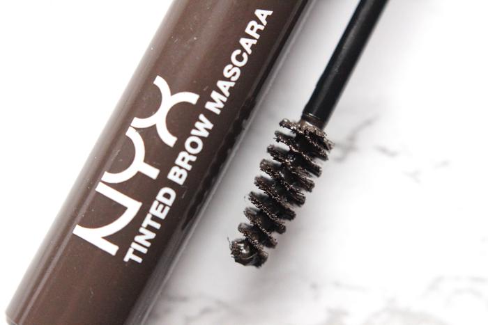 NYX Tinted Brow Mascara dunkel