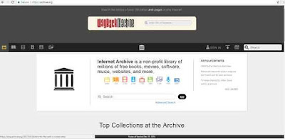 The Internet Archive sites download film