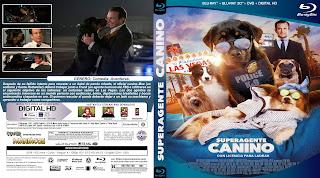 CARATULASUPERAGENTE CANINO - SHOW DOGS - 2018