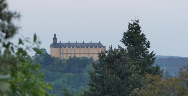Bad Wildungen - Schloss Friedrichstein