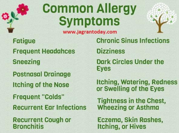 क्यों और कैसे होती है एलर्जी
