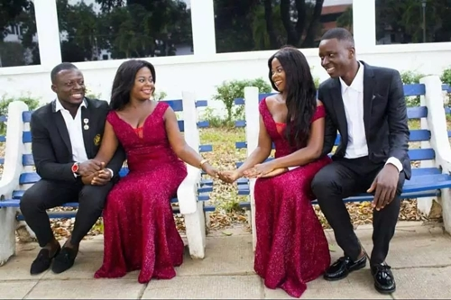 Twin Sisters With Same Name To Wed Guys With Same Name On Same Day (Photos)