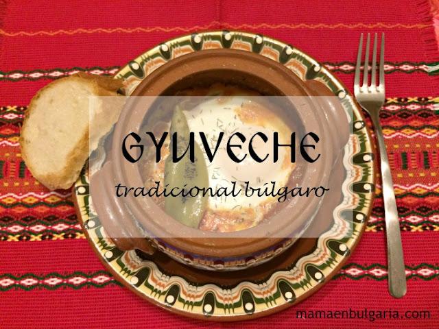 Gyuveche tradicional búlgaro receta