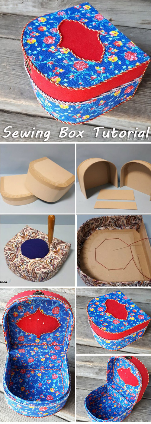 Sewing Box Tutorial